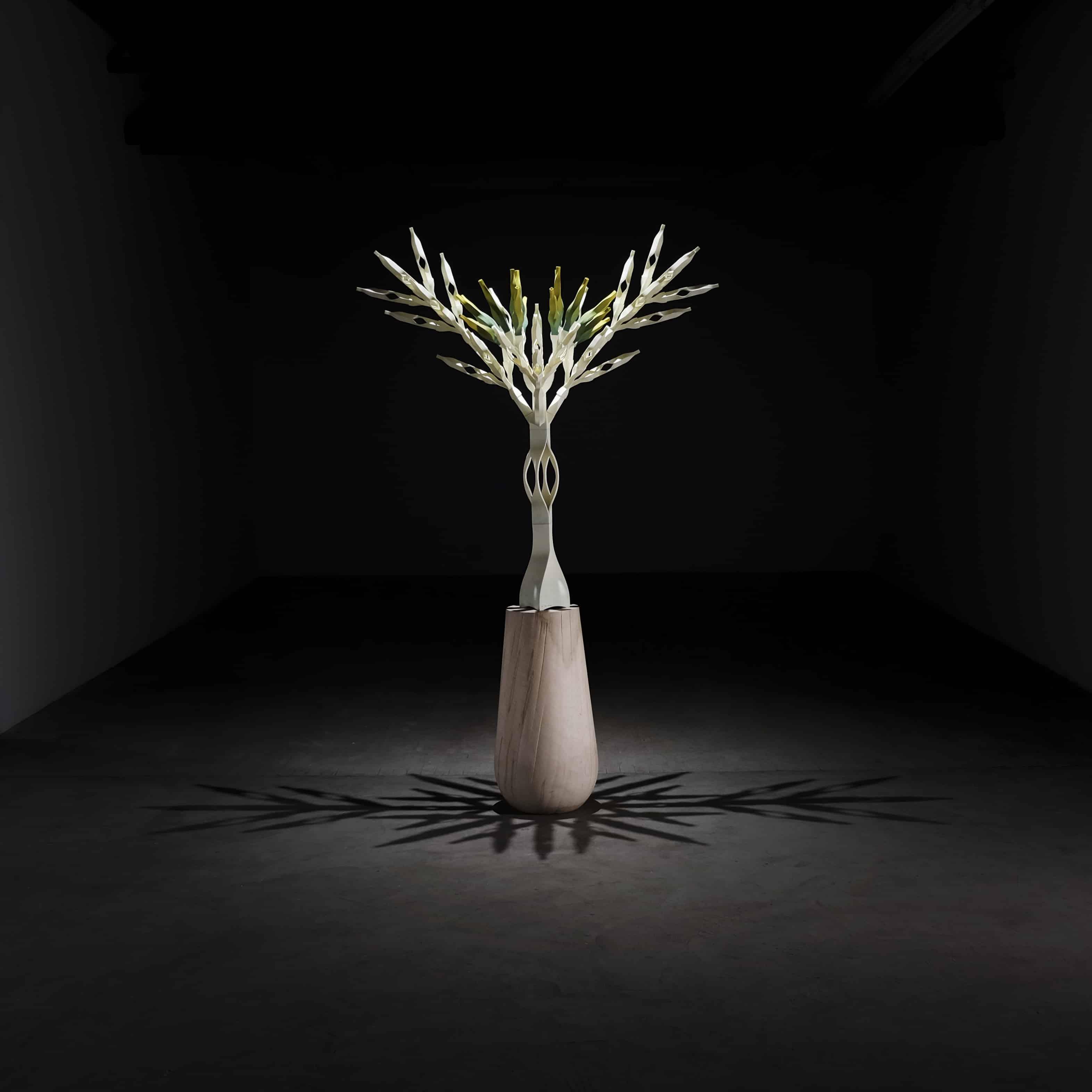 033116 And Tree of Life. Compositional Study Six Ambiguous Symmetree 2016, Image courtesy of Se Yoon Park
